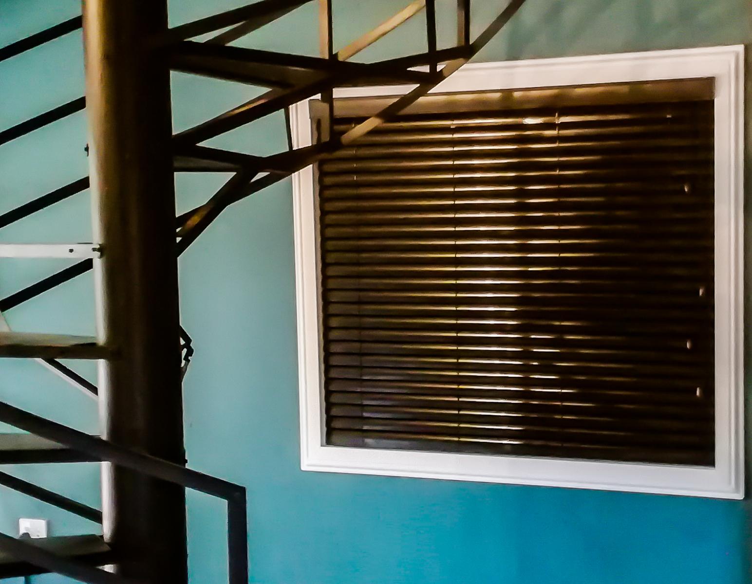 Window venetian blinds