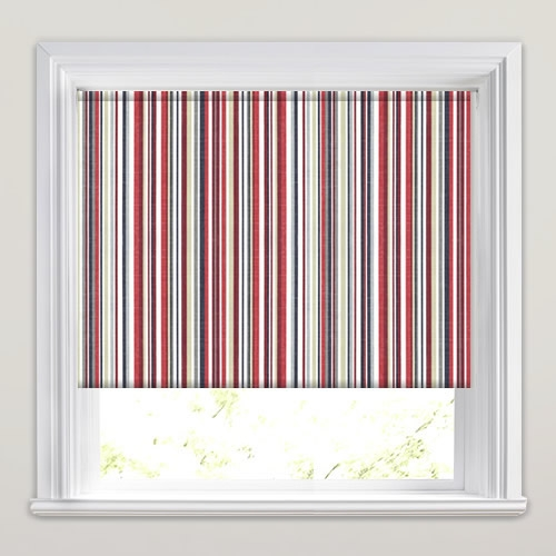 red-cream-black-thin-vertical-striped-roller-blinds-wide